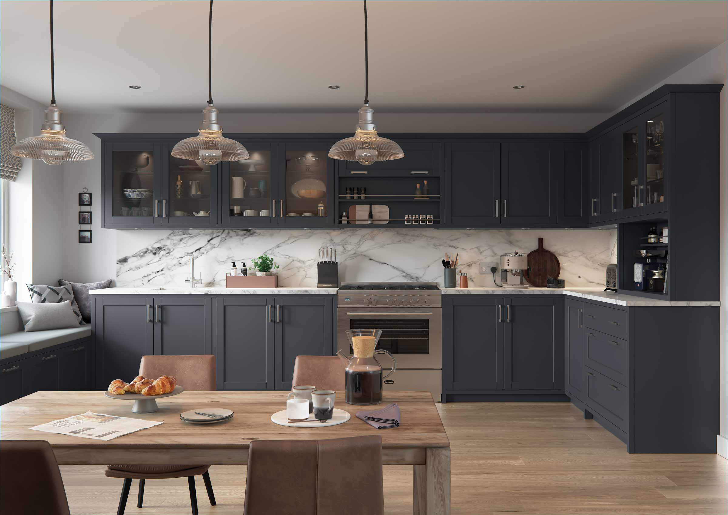 Classic Modern Kitchens in Dublin