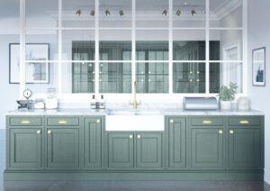 In-Frame Kitchens in Dublin