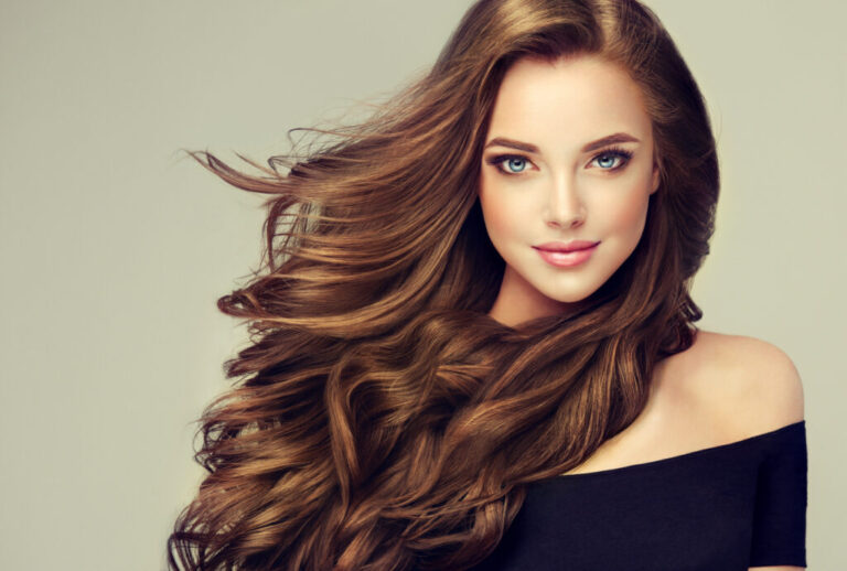 Russian hair extensions in Dublin